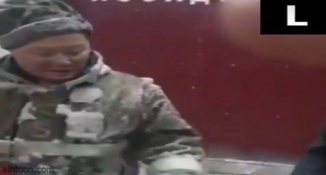 شاهد: السترات الثلجية لرجال الإطفاء في روسيا - صحيفة هتون الدولية