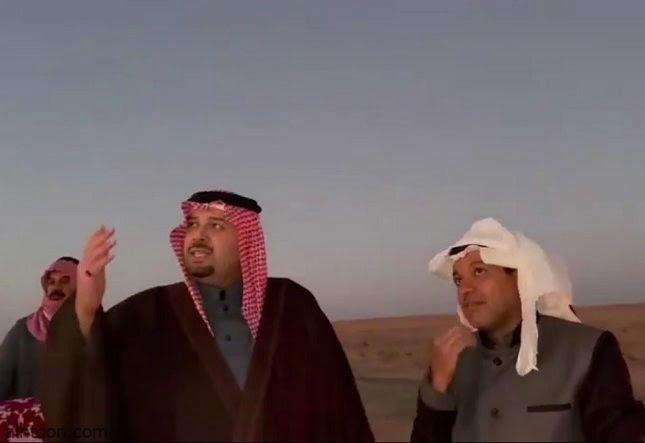 شاهد: أمير الشمالية خلال رصده ظاهرة فلكية نادرة - صحيفة هتون الدولية