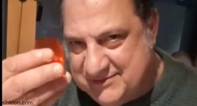 """خالد الصاوى .. أول راجل يمسك """"الچيلى"""" بأيد"""