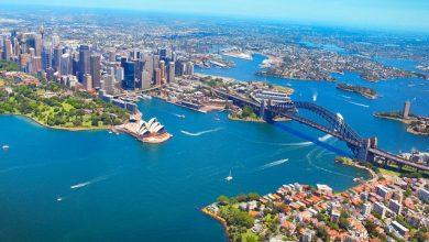 السياحة في أستراليا