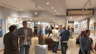 """معرض يجسّد """"البيئة المصرية"""" في الزمن البساطة الجميل"""
