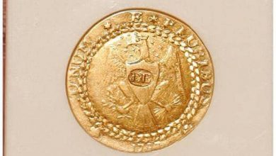بيع عملة ذهبية نادرة مقابل 9.36 ملايين دولار