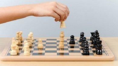لعبة الشطرنج لعبة العقل -صحيفة هتون الدولية