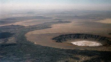 «الوعبة» فوهة بركان لؤلؤية في السعودية -صحيفة هتون الدولية