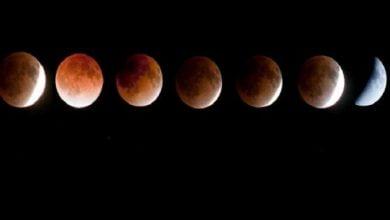 متى يحدث خسوف القمر -صحيفة هتون الدولية-