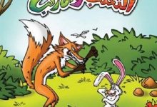 قصة الثعلب والأرنب للاطفال -صحيفة هتون الدولية