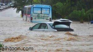 آثار الفيضانات على الإنسان والبيئة صحيفة هتون الدولية