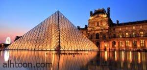 تعرف علي أشهر متاحف العالم متحف اللوفر -صحيفة هتون الدولية
